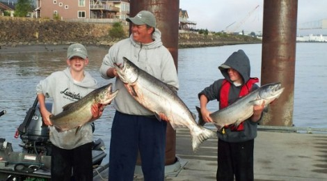 Record Salmon Prediction For Columbia River